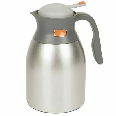 Botella Termo para Café 1,5 L Acero Inoxidable Frío y Caliente Camp Gear 7302521