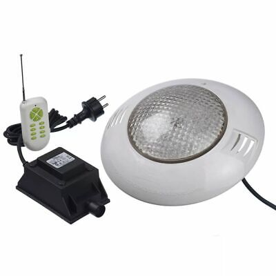 Kit foco LED para piscina con mando a distancia, luces, Ubbink 406 7504613