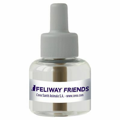 Adaptil Recarga Difusor de Feromonas para Gatos Friends 48 ml Tranquilizante