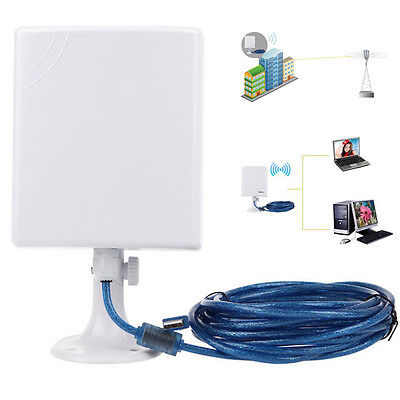 Outdoor 150Mbps Antenna WiFi WLAN Long Range Extender Wireless Adapter Router