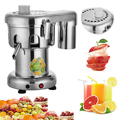 Fruit/Vegetable Juicer Commercial Squeezer Extractor WF-A3000 Stainless Steel