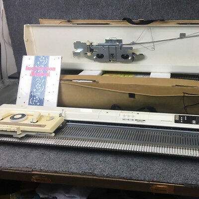 Creative KR260 fit for Brother Artisan KH260 9mm Ribber Knitting Machine