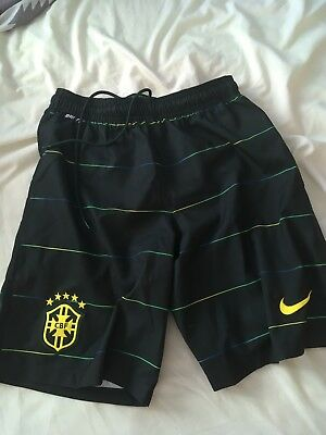 mens brazil third kit shorts