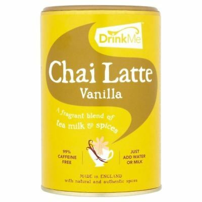 Drink Me Vanilla Chai Latte 250g - Pack of 6