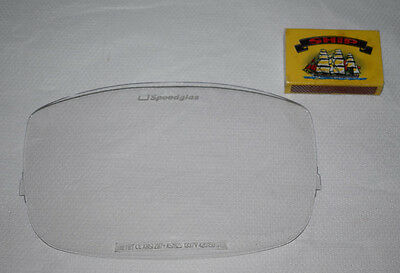 1X Speedglas 3M 9000 Helmet Series Outer Protection Plate Standard 420150 426000