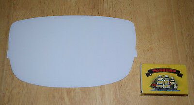 1 X Speedglas 3M 9000 Outer Protection Plate Scratch Resistant 427000