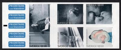 SWEDEN MNH 2012 SG2779-83 Art-Photography