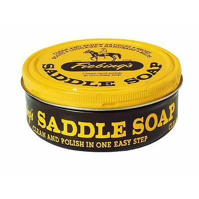 Fiebings,saddle soap,leather conditioner, clean and polish,leather cleaner 12oz.