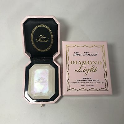 TOO FACED Diamond Light Multi-Use Diamond Fire Highlighter -NIB - 100% Authentic
