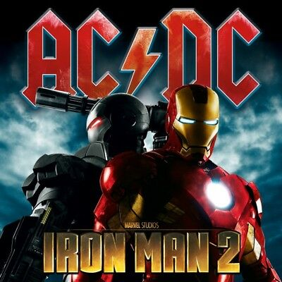 Ac/Dc - Iron Man 2 CD NEU & OVP (Back In Black Tnt Highway To Hell)