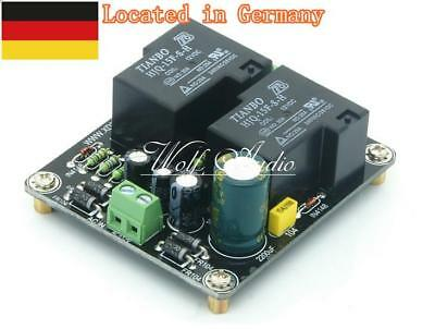 Assembled 30A Stero Power Amplifier Speaker Protection Board Delay protect DE