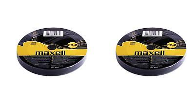20 x Maxell CD-R 700mb 80Min 52x Blank Recordable Discs Data Music - Shrink Wrap