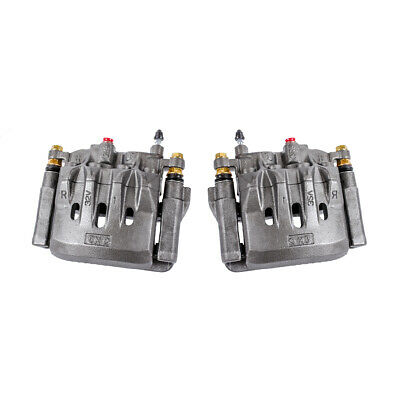 OE-quality Pair NEW Front LH RH Disc Brake Caliper for Lexus SC430 GS300 GS400