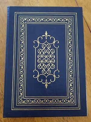 She Stoops To Conquer Oliver Goldsmith Easton Press Leather