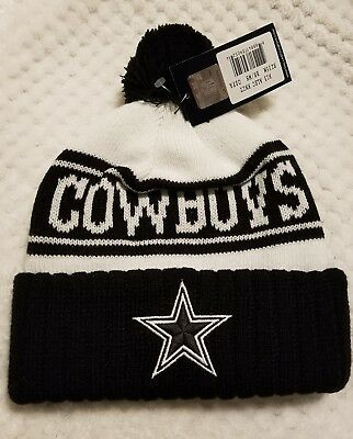 ... new zealand dallas cowboys beanie skull cap hat skully toboggan knit  nfl football osfa new 0e211 eb37bdb94c6