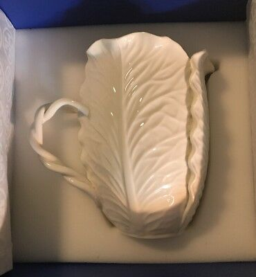 Tory Burch Lettuce Ware Pitcher