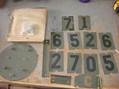 MIB MILITARY BRIDGE Weight Plate Kit. M43 M715 M923 M928 HMMWV ... on