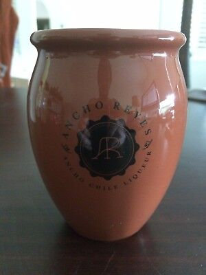 Ancho Reyes Chile Liqueur Glass - ******new******