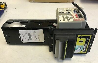 Mars Bill Acceptor 3800 Model LE3811DL for vending machines/slots/etc