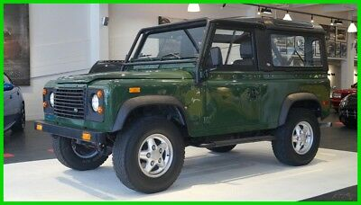 Land Rover Defender 90 D90 1994 D90 One owner, California, Fresh Clutch
