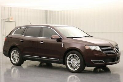 Lincoln MKT RESERVE 3.5 V6 ALL WHEEL DRIVE SUV SUNROOF NAV MSRP $54750 MKT ELITE EQUIPMENT GROUP TECHNOLOGY PACKAGE SECOND ROW CAPTAINS CHAIRS