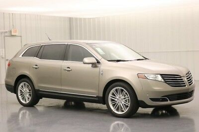 Lincoln MKT RESERVE 3.5 V6 ALL WHEEL DRIVE SUV SUNROOF NAV MSRP $58051 MKT ELITE EQUIPMENT GROUP TECHNOLOGY PACKAGE SECOND ROW CAPTAINS CHAIRS