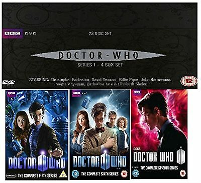 Doctor Who - Complete BBC TV Series Collection 39 Discs Box Set New Region 2 DVD