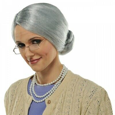 Grandma Glasses Costume Accessory Adult Christmas
