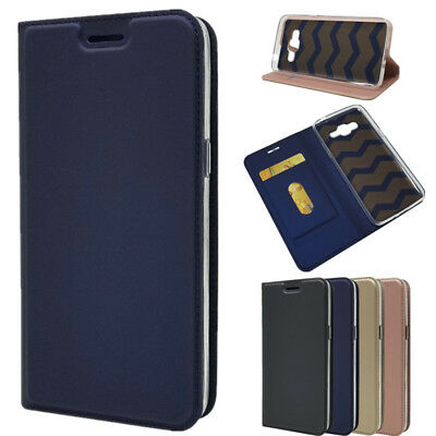 For Samsung Galaxy Grand Prime G530 Wallet PU Leather Card Flip Stand Case Cover