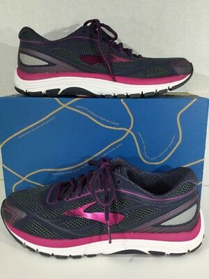 3095d59408c BROOKS Dyad 9 Women s Size 9.5 W Blue Running Training Athletic Shoes  X11-514