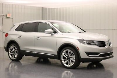 Lincoln MKX RESERVE 3.7 V6  6 SPEED AUTOMATIC MSRP $49575 LINCOLN MKX TECHNOLOGY PACKAGE SONATA SPIN ALUMINUM TRIM