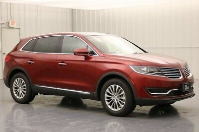 Lincoln MKX SELECT 3.7 V6 AUTOMATIC SUV SUNROOF MSRP $49521 LINCOLN MKX CLIMATE PACKAGE SONATA SPIN ALUMINUM TRIM SELECT PLUS PACKAGE