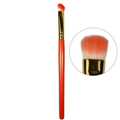 Technic Cosmetic Eyeshadow Make-Up Brush with Lasting Soft Synthetic Bristles