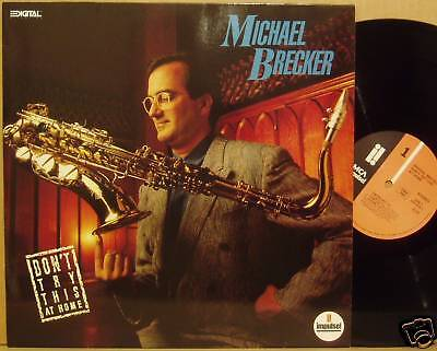LP Michael Brecker Don't Try This at home Impulse 88 NM