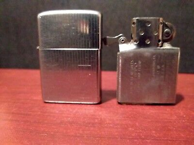 1970 ZIPPO VINTAGE LIGHTER-No Engraving- Made in U.S.A.
