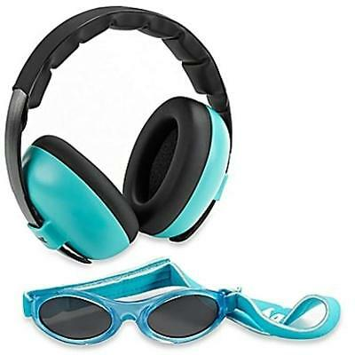 Outdoor Safety Baby Banz Earmuffs And Infant Hearing Protection Sunglasses Combo