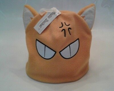 FRUITS BASKET Souma Kyo Cat Head Beanie Hoodie OFFICIAL FUNIMATION MERCHANDISE!