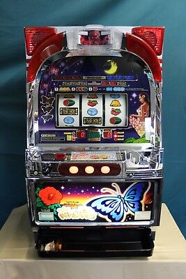 "JAPANESE SLOT MACHINE ""NANGOKUSODACHI""  (TROPICAL NIGHTS) by OLYMPIA"
