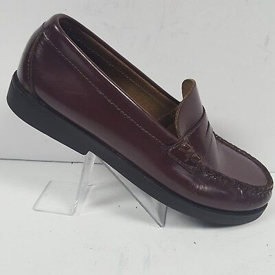 d0572931a25 COLTON SPERRY TOPSIDERS Size 5.5M Boy s Black Penny Loafers -  14.95 ...