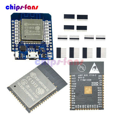 MINI D1 ESP32/32S Wemos WIFI Development Board ESP8266 Bluetooth CP2104