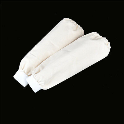 40cm Welding Welder Arm Protector Sleeves Protection Gardening Over Shirt pO