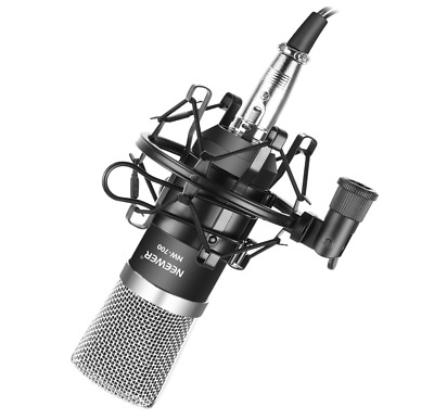 Neewer® NW-700 Professional Studio Broadcasting And Recording Condenser Set +