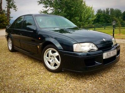 Vauxhall Lotus Carlton - 34,500 Miles From New - Immaculate Throughout