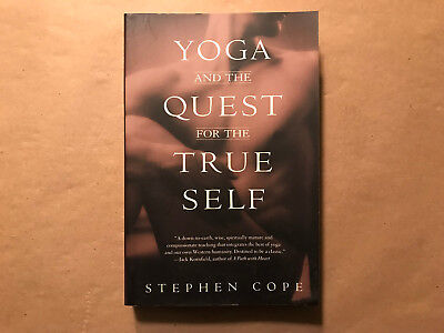 Yoga and the Quest for the True Self by Stephen Cope Paperback New Never Read