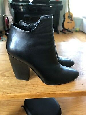 Destroy Made In Spain Tall high heel Boots 07360 Black