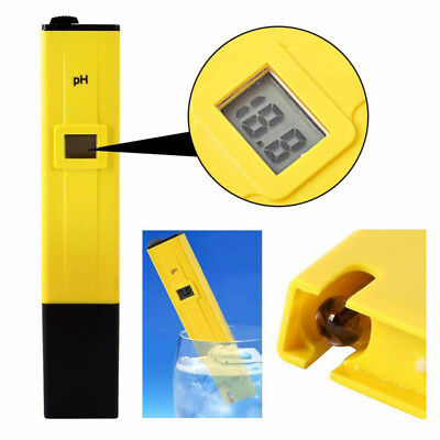 Digital LCD PH Meter Tester Pen Portable TDS EC Water Purity Quality Monitor US