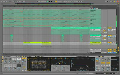 New Ableton Live 10 Suite w/5000+ Sounds Mac & Windows - UPGRADE from Live Lite
