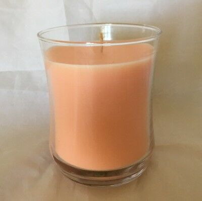 Partylite Escential Jar Candle Raspberry Rhubarb 40-60 Hours Fragrance Free P/&P