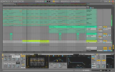 New Ableton Live 10 Suite Software Mac & Windows - UPGRADE from Live 7-9 Suite