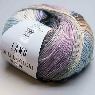 Lang Yarns Mille Colori Baby Luxe 7